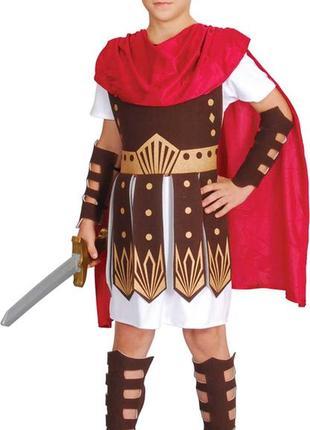 Грек римлянин гладиатор 5-7 лет костюм