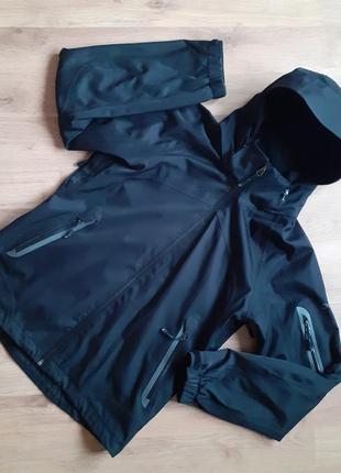 Куртка штормовка k-tec