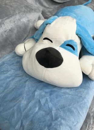 Дитяча іграшка -подушка собака