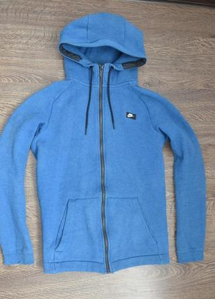 Теплая кофта на молнии nike ® nsw modern full-zip hoodie
