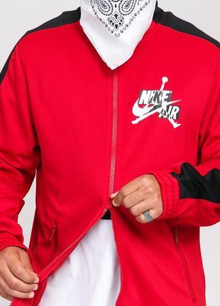 Олимпийка (мастерка) новая коллекция nike ® air jordan jumpman