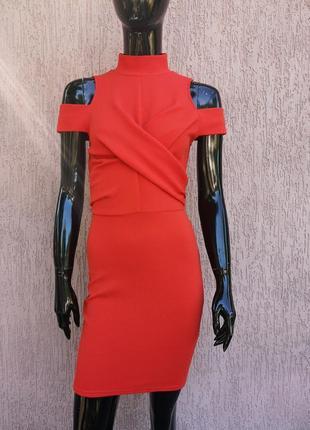 Красивое фактурное платье по фигуре asos