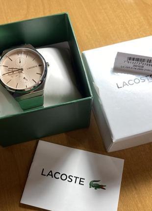 Оригинальные женские часы lacoste