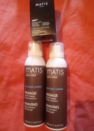 Набор пена для бритья +роликовый дезодорант matis
