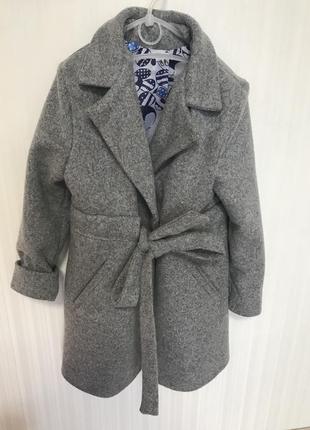 Модное пальто пальтишко
