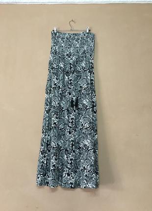 Юбка платье трансформер длинная ,вискоза размер 50 (14)