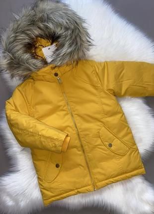 Куртка, парка h&m унисекс