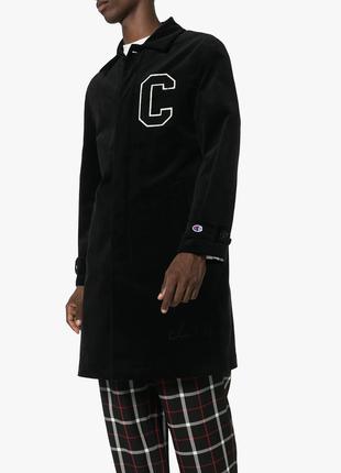 Пальто мужское вельветовое champion x clothsurgeon очень редкая вещь оригинал