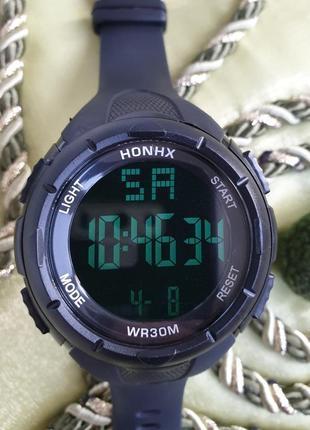 Спортивные часы honhx мужские новые
