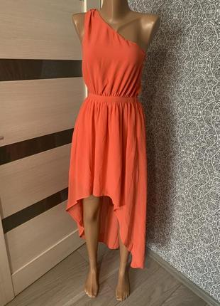 Шикарное яркое летнее платье kira plastinina