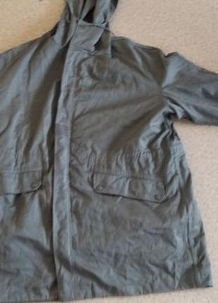 Куртка парка ветровка армия франции камуфляж защитного цвета