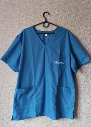 Мужской медицинский костюм новый! размер 56-58