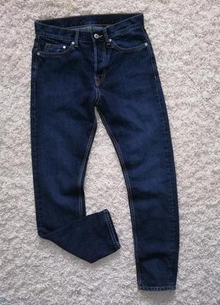 Новые классные мужские джинсы слим h&m 28/32