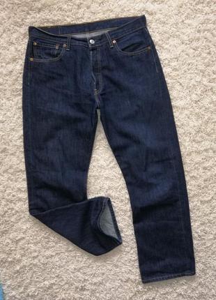 Брендовые мужские джинсы levis 34/30 в прекрасном состоянии