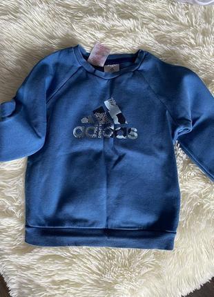 Фирменный реглан свитер свитшот 💙💙💙
