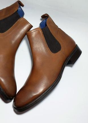 Туфли ботинки туфли челси brett & sons р. 43-44