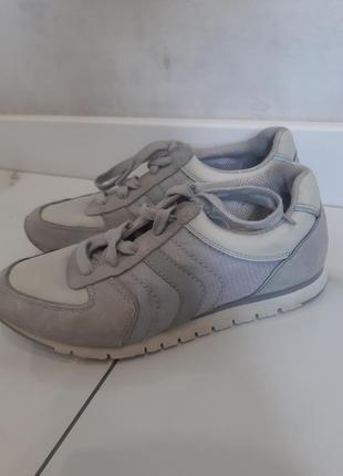 Кожаные кроссовки,  кроссовки