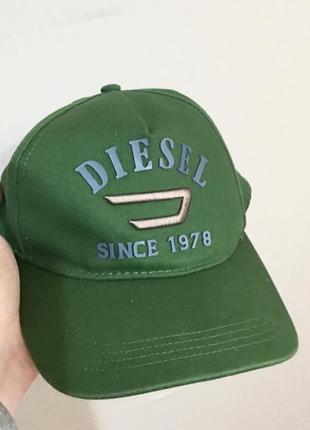 Кепка diesel