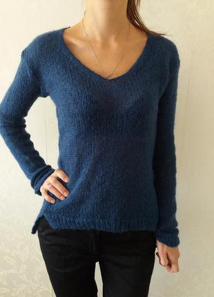 Женский свитер,свитер на осень, модный свитер, модный женский свитер