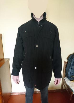 Куртка парка плащ city classic