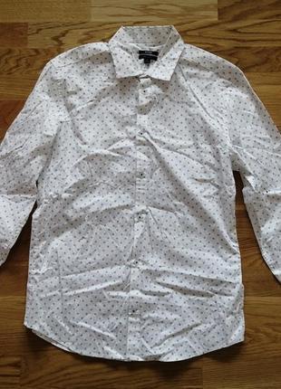 Рубашка kiabi extra slim fit