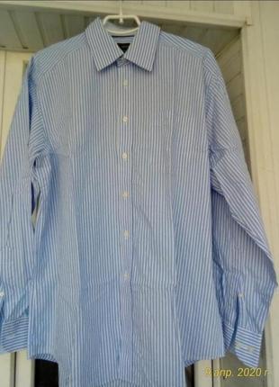 Брендовая мужская рубашка