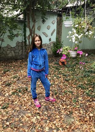 Спортивный костюм mim pi на девочку 9-11 лет