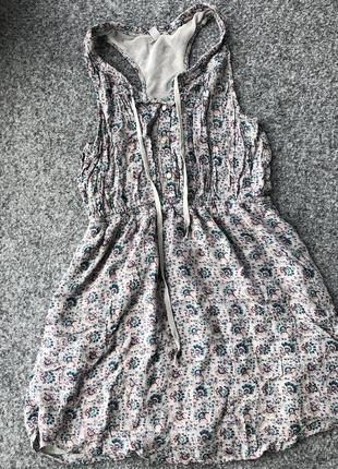 Легкое платье ecote