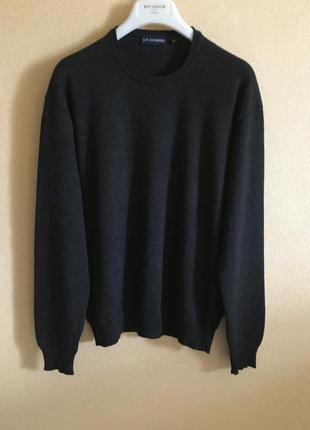 Шерстяной свитер с круглой горловиной a. w. dunmore