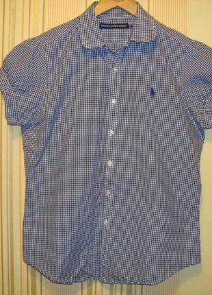 Рубашка ralph lauren sport оригинал
