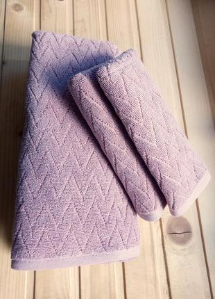 Полотенце cestepe lux vip cotton (50×90) (70×140) 100% хлопок турция.