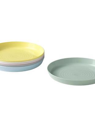 Набор тарелок для пикника/отдыха ikea