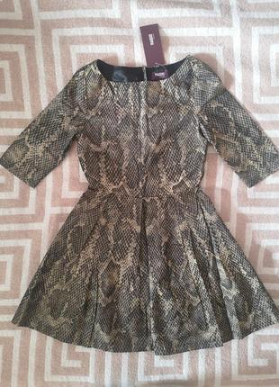 Элегантное, коротенькое вечернее платье