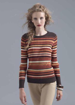Полосатый свитер yuka paris