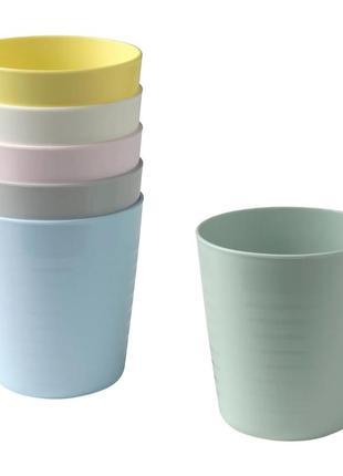 Набор чашек для пикника/отдыха ikea