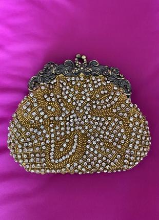 Коллекционная винтажная сумочка
