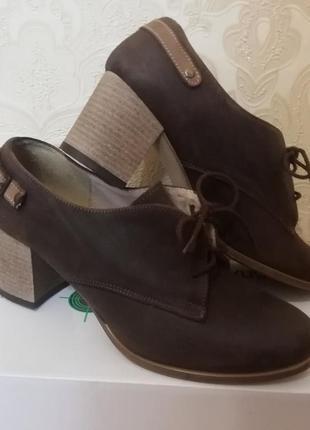 Туфли батильоны р36.
