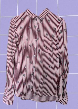 ✨супер милая рубашка от cropp