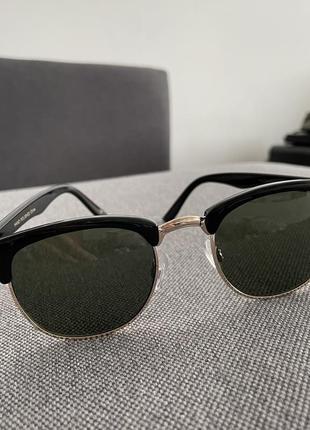 Трендовые солнцезащитные очки zara mango