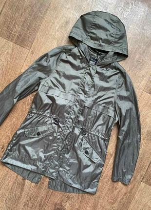 Куртка ветровка парка дождевик
