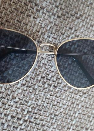 Солнце защитные очки женские