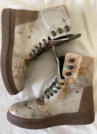 Ботинки dogo 41 размер