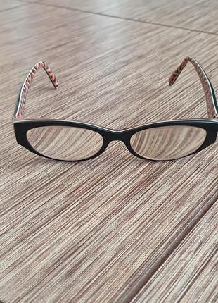 Винтажные очки , оправа prada , оригинал