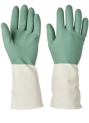 Перчатки для уборки ikea