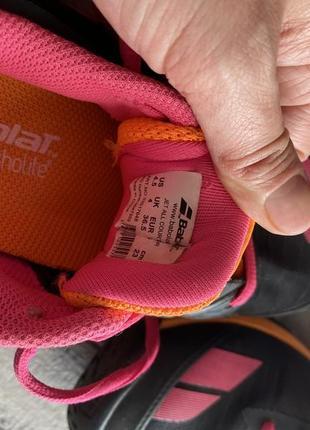 Кроссовки теннисные babolat3 фото