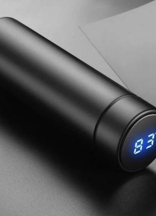 Термос сенсорный с индикатором температуры