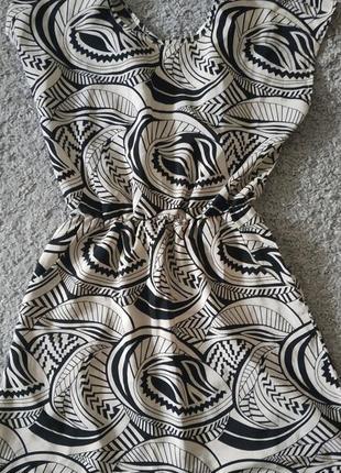 Платье сарафан с карманами