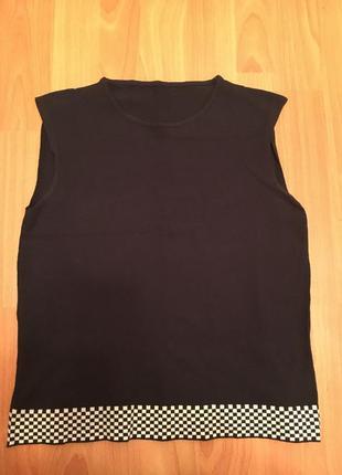 Топ майка футболка armani, оригинал.