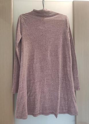 Платье новое короткое трикотажное forever21, s размер