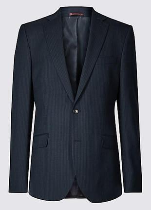 Классический пиджак от британской марки одежды marks & spencer,luxury оригинал